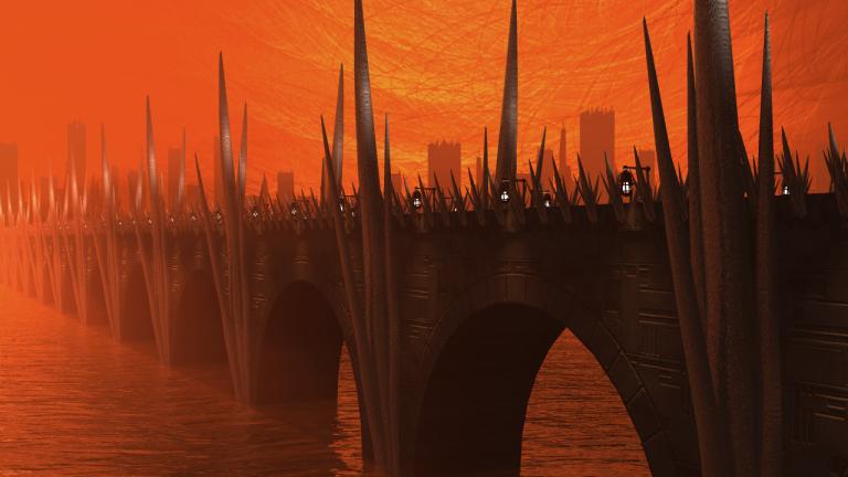 Scrimshaw Bridge - String City