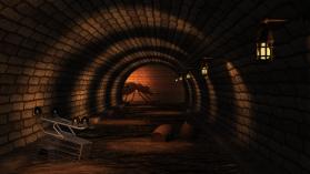 Sewage System - String City