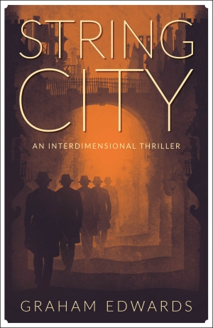 String City - an interdimensional thriller by Graham Edwards